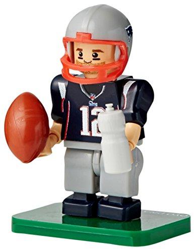 Nfl New England Patriots Tom Brady Gen 2 Mini Figure  Small