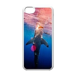 VNCASE Deep Sea Shark Phone Case For iPhone 6 4.7 [Pattern-5]