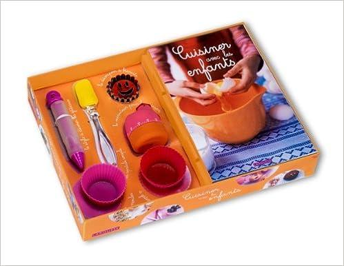 Téléchargement de manuels gratuits en pdf Coffret Cuisiner avec les enfants PDF 2035869633