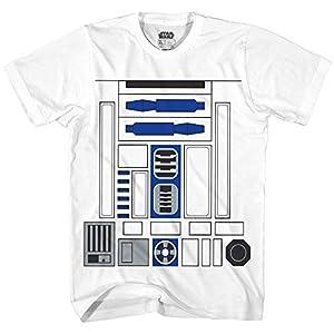 Star Wars Boys' I Am R2-D2 Costume Graphic Tee T-Shirt