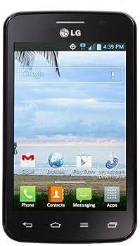 LG Optimus L39C Prepaid Smartphone
