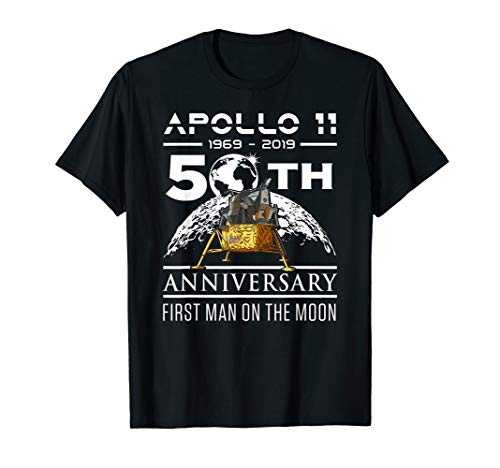 50th Anniversary Apollo 11 1969 with Lunar ()