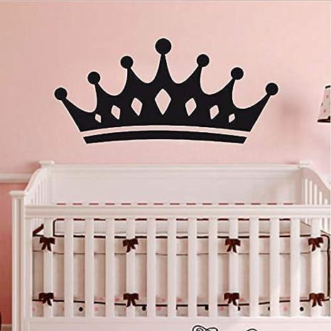 Reina Corona Pegatinas De Pared Decoración Para El Hogar Sala De ...