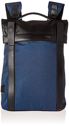 TUMI Tahoe Kent Flap Backpack, Blue