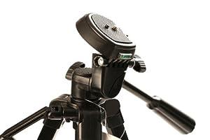 TRÍPODE DE VIAJE DE FOTOS /VIDEO POLAROID DE 50 PULGADAS INCLUYE FUNDA DE TRÍPODE DE LUJO PARA CÁMARAS DIGITALES Y VIDEOCÁMARAS