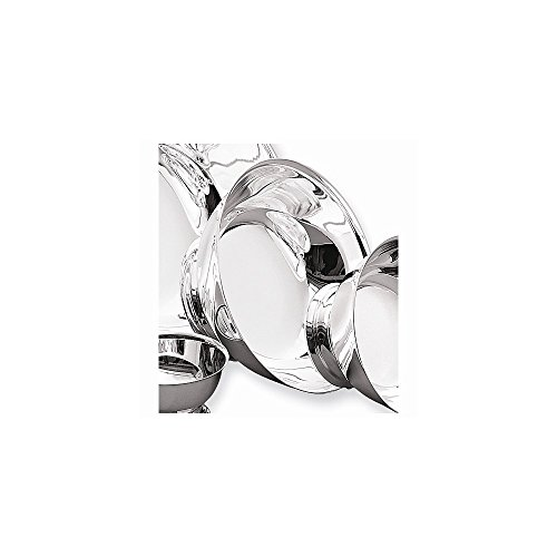 (Silver-plated Revere 8 Diameter Bowl)