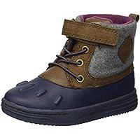Carter's Kids Boy's Bay2-b Navy Duck Boot Fashion