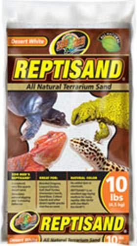 (Zoo Med ReptiSand Desert White, 20 lb Bag)