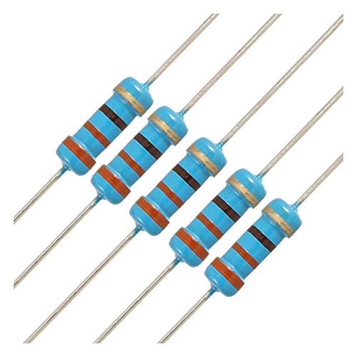 (FidgetGear 20 x 1/2W Watt 330 ohm 330R Carbon Film Resistor 0.5W R3H6)