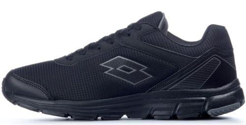 Schuh Herren Damen LOTTO s9938Speedride 500II schwarz paletra Running Running
