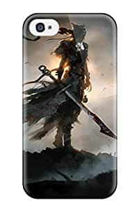 Jordan oglesby's Shop TashaEliseSawyer Perfect Tpu Case For Iphone 4/4s/ Anti-scratch Protector Case (hellblade) 6344146K88186891