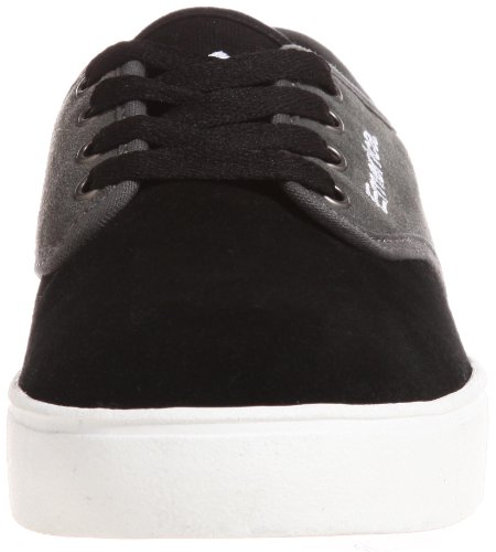 Emerica LACED 6101000031 - Zapatillas de skate de ante para hombre Negro (Schwarz (black/grey/gum))