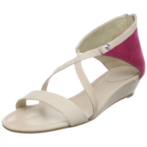 Koolaburra Tori dip-dyed S11-TORU Damen Sandalen/Fashion-Sandalen Rosa (Berry)