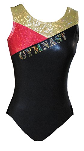 Look Activewear Sparkle Gymnast Gymnastics