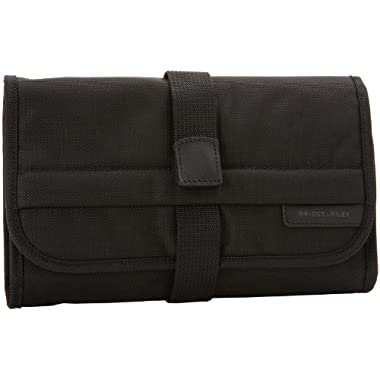 Briggs & Riley Baseline Luggage Compact Toiletry Kit, Black, Medium