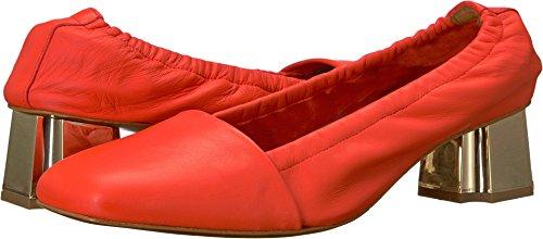 Robert Clergerie Women's Peket Sanguine Nappa 37.5 M EU