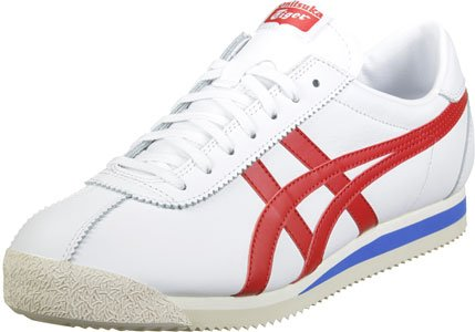 Homme Rouge Tiger Red Blanc White Tiger Bleu Sneakers Corsair True Onitsuka 4SUqZx