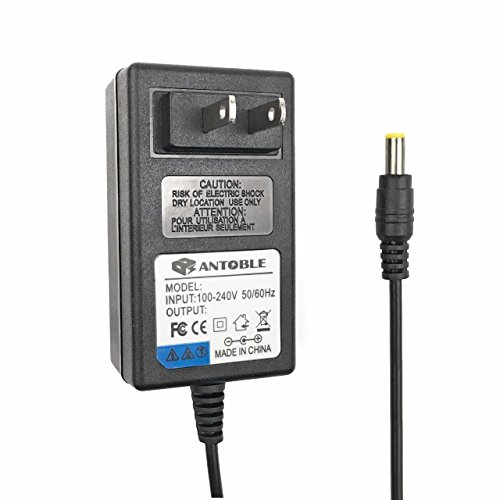 6.5ft Long Cable 9v~12v 2A Ac Dc adapter for X Rocker Pro Se