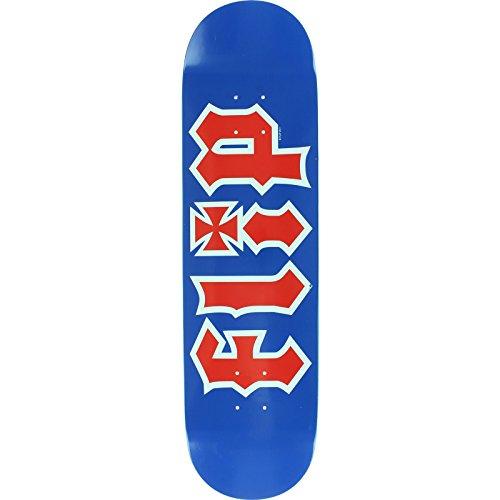 Flip Hkd Rwb 8.25 Blue Skateboard Deck