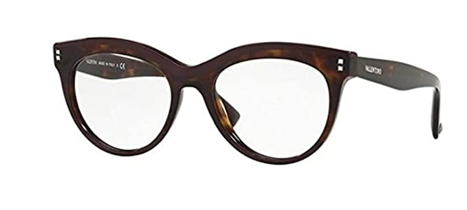 Valentino VA 3022 DARK HAVANA women Eyewear Frames: Amazon.co.uk ...