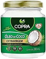 Óleo de Coco Extra-Virgem, Copra