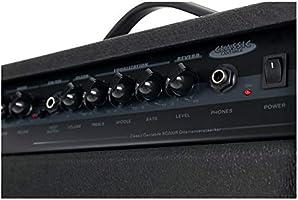 Classic Cantábile Amplificador de guitarra SG-200R: Amazon.es ...