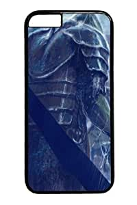 Creatures Warriors Polycarbonate Hard Case Cover for iPhone 6 4.7 inch Black