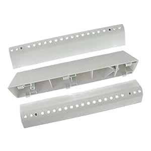 Ufixt® 3x Hotpoint WMA33YS, WMA34N, WMA34P, WMA34S, WMA35N, WMA35P, WMA35S e WMA36N versión 2Lavadora elevador de paleta de tambor