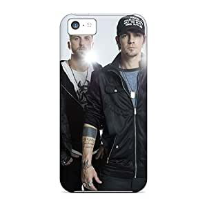 Protective Hard Cell-phone Cases For Iphone 5c (yAF1400Gyep) Custom Colorful Three Days Grace Series