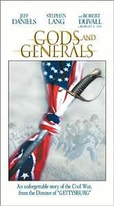 Gods and Generals [VHS]