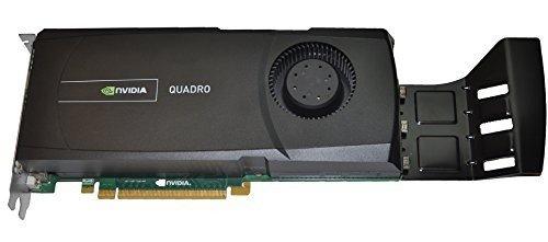 (2.5GB Dell nVIDIA Quadro 5000 GDDR5 DVI-I 2 X Displayport TV-Out PCI Express Graphics Card Ymykm Consumer electronics)