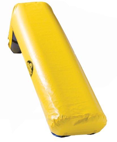 RAVE Small Aqua Slide(Blue & Yellow) ()