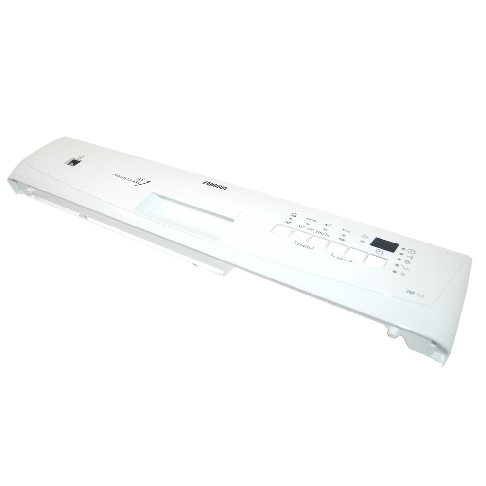 Electrolux Control Panel Faceplate Zanussi Dishwasher Maddocks 68-ZN-24