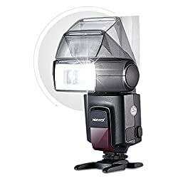Neewer Tt560 Flash Speedlite For Canon Nikon Panasonic Olympus Pentax & Other Dslr Cameras,digital Cameras With Standard Hot Shoe 6