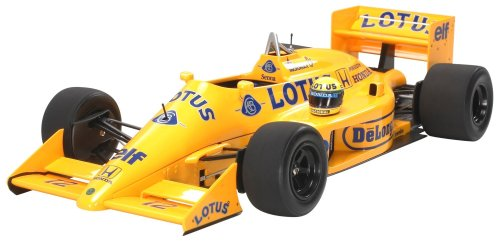 (Lotus 99T Formula One Car 1/20 Tamiya)
