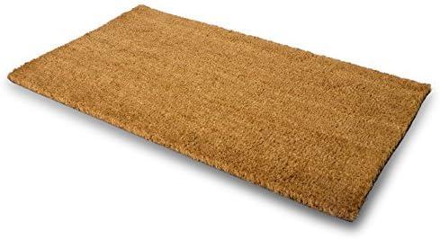 Door Mat Doormats Heavy Duty Natural Coconut Coir Indoor Outdoor Home Garden Mat