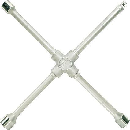 """KS Tools 518.1151 - Rueda llave para tuercas, 13/16""""x17x19x22mm"""