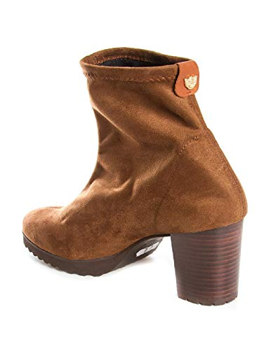 Blue Women's Leather 6 PEDRO 5 MIRALLES Boots w5vxItq