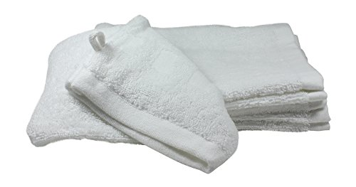 (Bath Mitts - Pack of 6 - (6