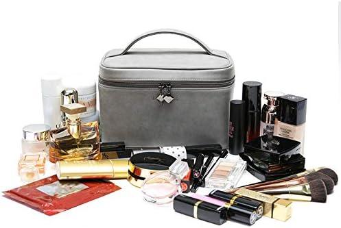 ポータブル旅行化粧品バッグ、化粧品ケース収納バッグ、調整可能な化粧品ブラシ収納バッグ、化粧品アクセサリー、ジュエリー、デジタルアクセサリー