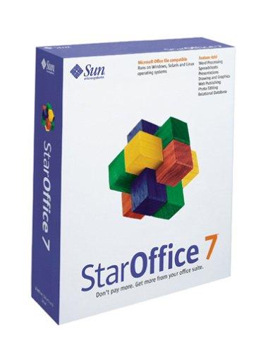 Sun StarOffice 7 by SUN