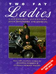 Jennifer Paterson and Clarissa Dickson Wright venture forth on a Royal Enfield motorbike to discover the delights of traditional home cooking. In this work they have gathered together their favourite recipes, which include dishes for all occa...