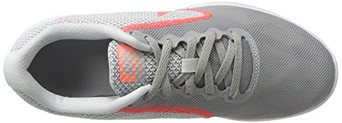 Revolution Grau Lava 3 pure Damen Platinum Nike white Wolf Glow Grey Laufschuhe Bacn5xF0v