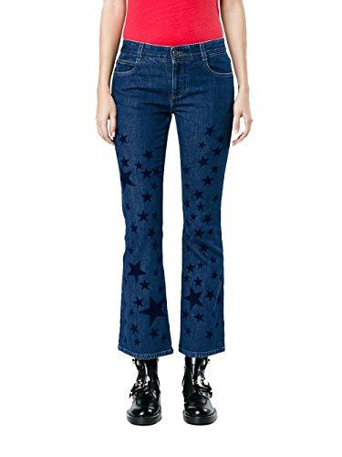 Azul Mccartney Algodon Jeans 475508sjh054062 Mujer Stella wYt7qAHA