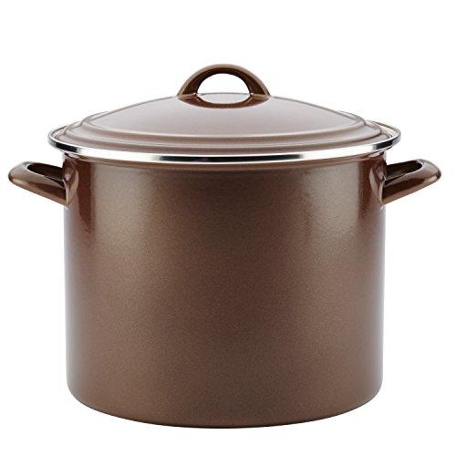 steel enamel cookware - 3
