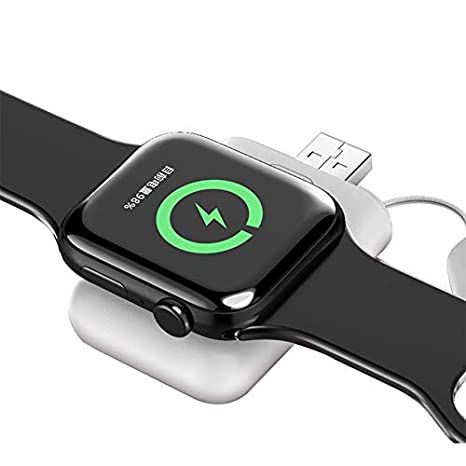 Cargador inalámbrico para Apple Watch [certificado MFI ...