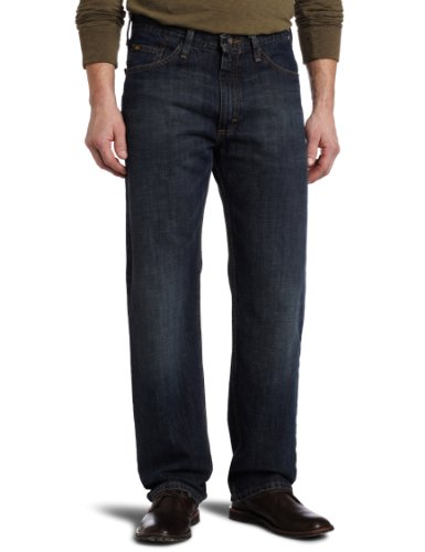 - Lee Men's Premium Select Regular Fit Straight Leg Jean, Levee, 31W x 32L