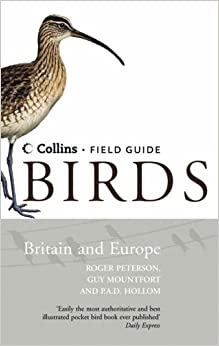 princeton field guide birds of britain