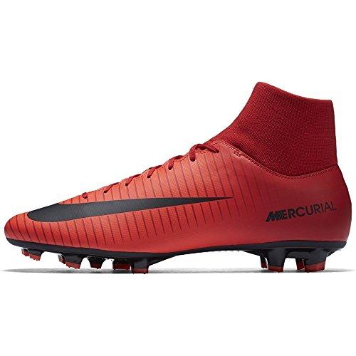 bright Df Calcio Uomo Da Vi Scarpe Cr University Fg Victory Nike black Red Mercurial qTnZ77