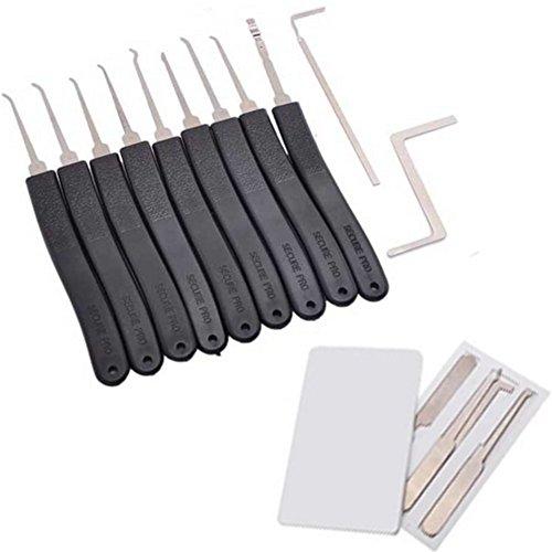 2 PCS Home Repair Hardware Hasps Tool Set Kit by Kaqkiasiog